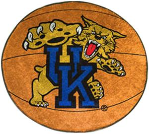 Fan Mats University of Kentucky Basketball Mat