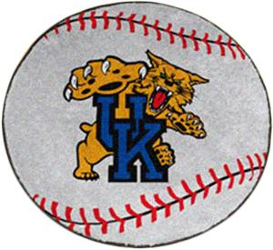 Fan Mats Universe of Kentucky Baseball Mat
