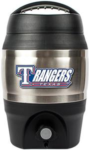 MLB Rangers Tailgate Jug w/Push Button Spout