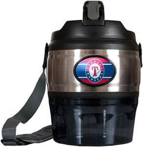 MLB Texas Rangers 80oz. Grub Jug