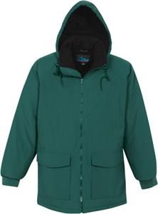 TRI MOUNTAIN Woodsman 3/4 Parka w/Zip-Out Hood