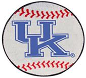 Fan Mats University of Kentucky UK Baseball Mat