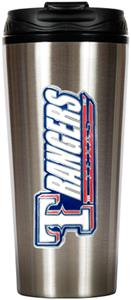 MLB Texas Rangers 16oz Stainless Travel Tumbler