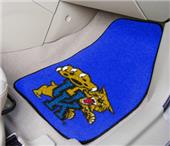 Fan Mats Univ of Kentucky Carpet Car Mats (set)