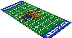 Fan Mats University of Kentucky Football Runner