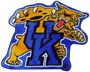 Fan Mats University of Kentucky Mascot Mat