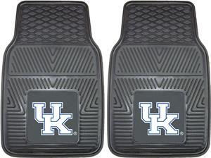 Fan Mats Univ of Kentucky Vinyl Car Mats (set)