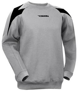 Diadora Chevron Crewneck Soccer Sweatshirts