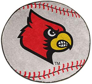 Fan Mats University of Louisville Baseball Mat