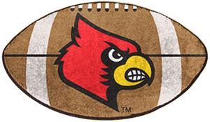 Fan Mats University of Louisville Football Mat