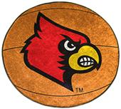 Fan Mats University of Louisville Basketball Mat