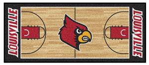FanMats University of Louisville Basketball Runner