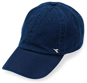 Diadora Soccer Cotton Twill Caps