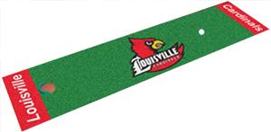 Fan Mats University of Louisville Putting Green