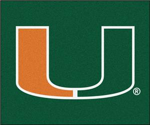 Fan Mats University of Miami Tailgater Mat