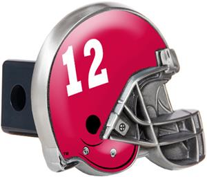 NCAA Alabama Helmet Trailer Hitch Cover