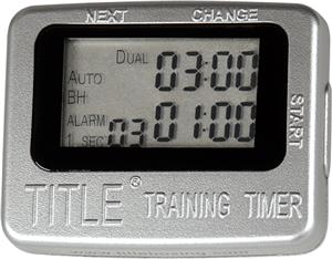Title Boxing MMA Training Timer
