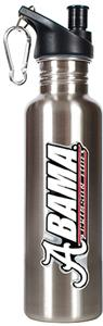 NCAA Alabama Crimson Tide Stainless Water Bottle