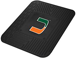Fan Mats University of Miami Utility Mats