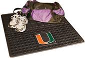 Fan Mats University of Miami Vinyl Cargo Mat