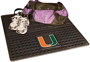 Fan Mats University of Miami Vinyl Cargo Mat