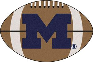 Fan Mats University of Michigan Football Mat