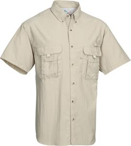 TRI MOUNTAIN Reef Nylon Short Sleeve Shirt