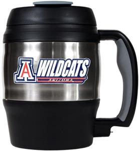 NCAA Arizona Wildcats 52oz Macho Travel Mug