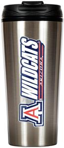 NCAA Arizona Wildcats 16oz Travel Tumbler