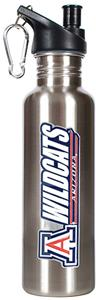 NCAA Arizona Wildcats Stainless Steel Water Bottle