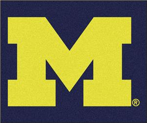 Fan Mats University of Michigan Tailgater Mat