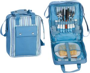 Picnic Plus Topsfield 2 Person Picnic Tote