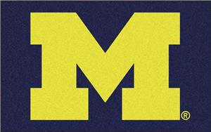 Fan Mats University of Michigan Ulti-Mat
