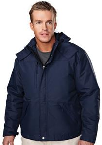 TRI MOUNTAIN Authority 2-in-1 Heavyweight Jacket