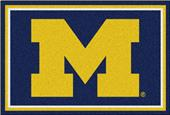 Fan Mats University of Michigan 5x8 Rug