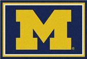 Fan Mats University of Michigan 5x8 Rug