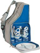 Picnic Plus Fiesta 2 Person Picnic Sling Backpack