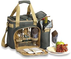 Picnic Plus Tango 2 Person Picnic Tote Set