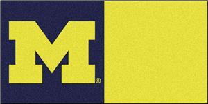 Fan Mats University of Michigan Team Carpet Tiles