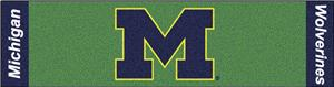 Fan Mats University of Michigan Putting Green Mat