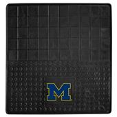 Fan Mats University of Michigan Vinyl Cargo Mat