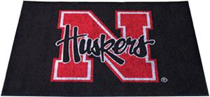 Fan Mats University of Nebraska All-Star Mat