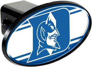 NCAA Duke Blue Devils Trailer Hitch Cover