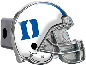 NCAA Duke Blue Devils Helmet Trailer Hitch Cover