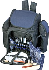 Picnic Plus Tandoor 4 Person Deluxe Backpack