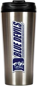 NCAA Duke Blue Devils 16oz Travel Tumbler