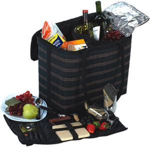 Picnic Plus Magnolia 2 Person Picnic Tote