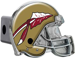 NCAA Florida State Helmet Trailer Hitch Cover