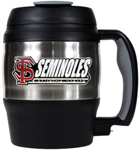NCAA Florida State Seminoles 52oz Macho Travel Mug