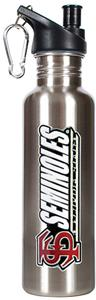 NCAA Florida State Stainless Water Bottle